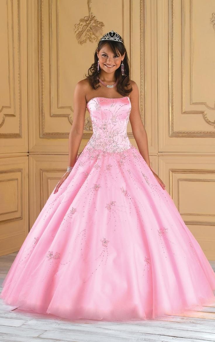 Mejores 39 imágenes de Ball gowns en Pinterest | Vestidos bonitos ...