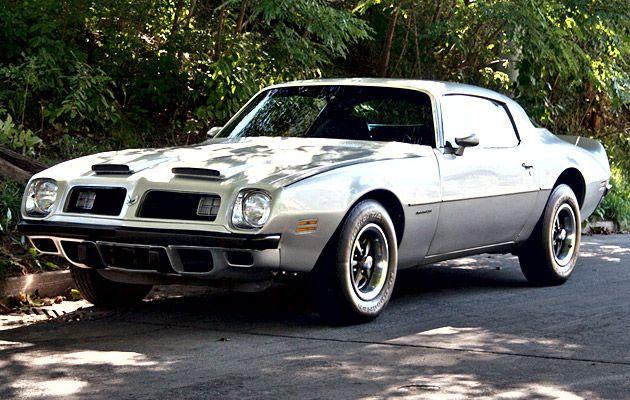 1975 PONTIAC FIREBIRD FORMULA 400