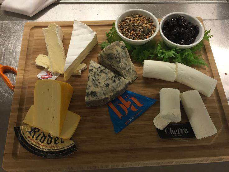 The dish of cheese By KTLY  Ostefatet jeg lagt på Havhotel Spangreid Lindesnes :)