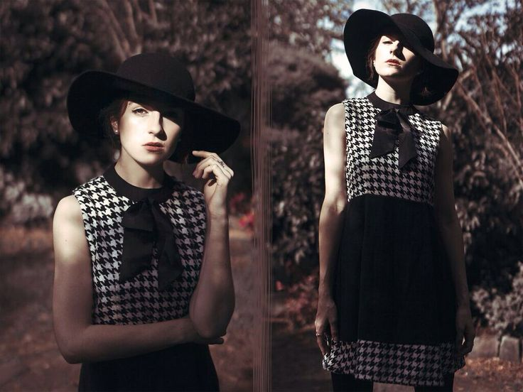 Credits: Eliza kinchington photography, amyhjm <- for more photos check us out on Instagram. #girl #classic #winter #hat #dress #beautiful #makeup #chanel #woman