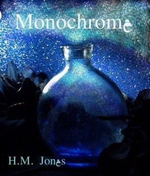 H.M Jones Author of Monochrome. Full spotlight can be found at aoifesheri.wordpress.com