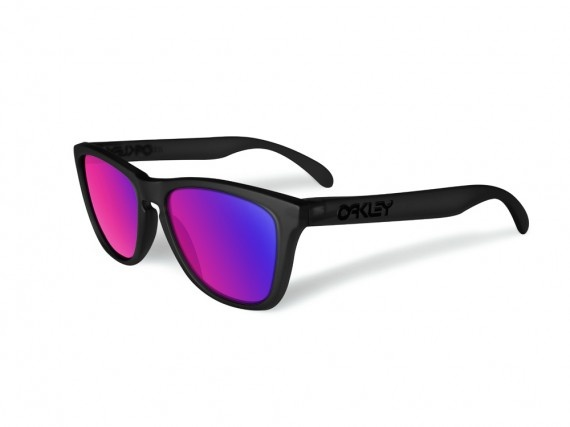 Oakley Frogskins – Blacklight Collection