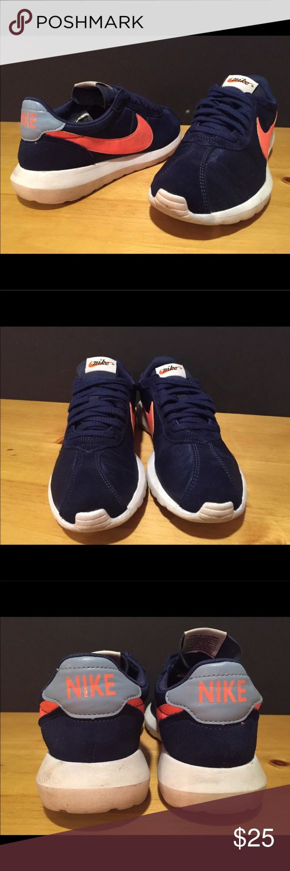Nike Id Cortez Women's Shoes Size 8 Nike Id Cortez Women's Shoes Size 8 - pre owned , very good condition ! Nike Shoes Athletic Shoes
