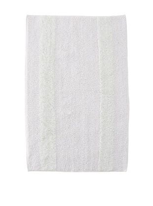 50% OFF Bella Letto Heather Stripe Rug (White/Pine)