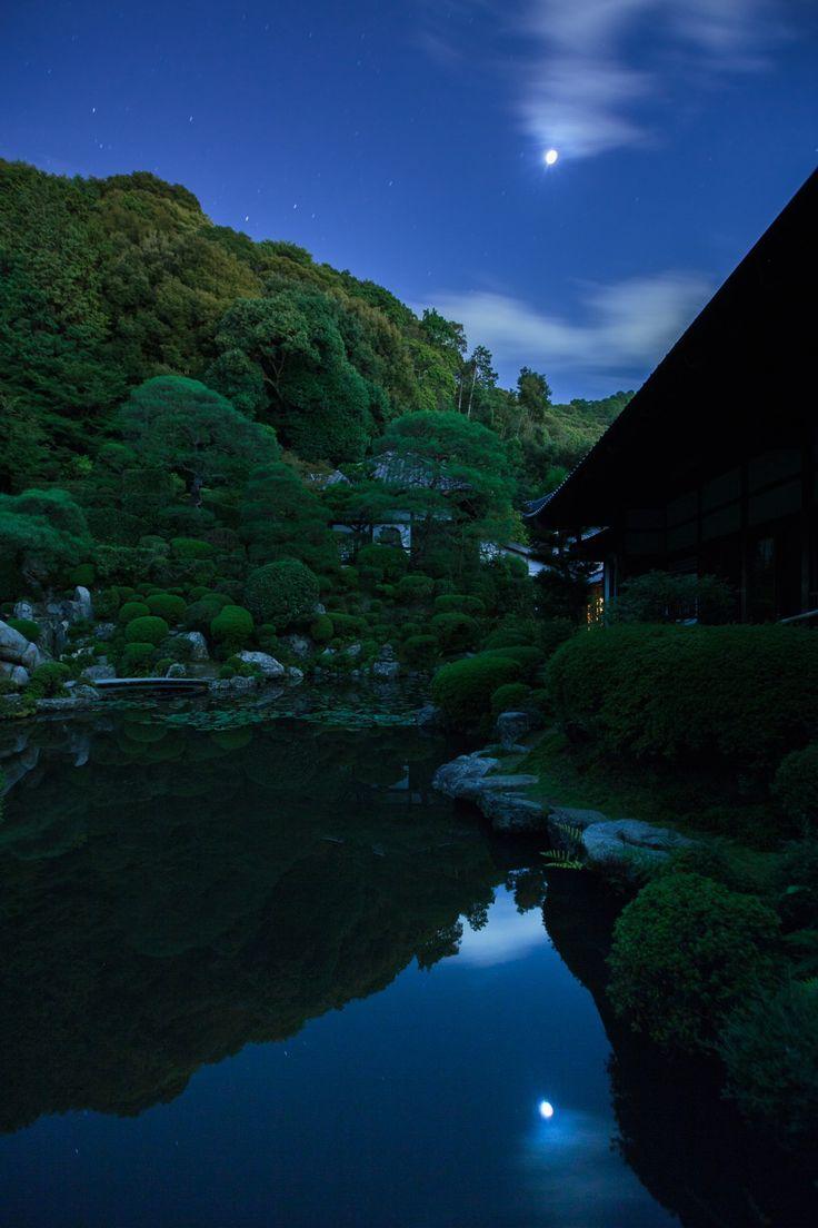 Garden of Moon - Jojuin | Kiyomizu-dera Temple, Kyoto, Japan