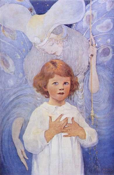Fairy-Godmother-  Jessie Wilcox Smith