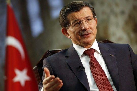 Gilt als nicht korrupt, und das ist schonmal eine Meldung wert: Der türkische Premierminister Ahmet Davutoglu