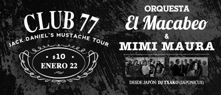 Orquesta El Macabeo / Mimi Maura @ Club 77 #sondeaquipr #orquestaelmacabeo #mimimaura #club77 #riopiedras #sanjuan