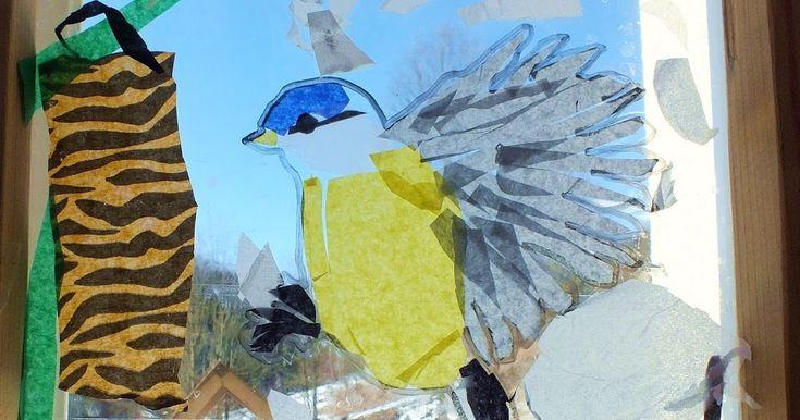 W ramach Projektu Zwierzaki Cudaki zorganizowanego przez Agnieszkę z bloga Pomieszane z poplątanym.  W naszym domu powstały prace plastycz...