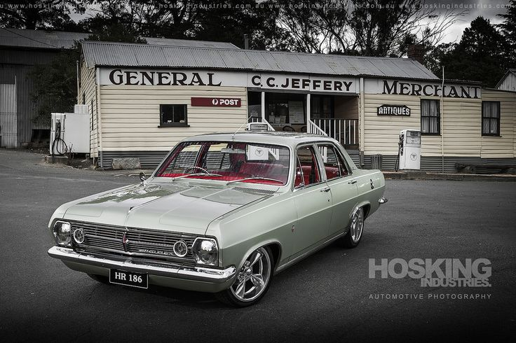 Stephen Booth's 1967 Holden HR | por HoskingIndustries