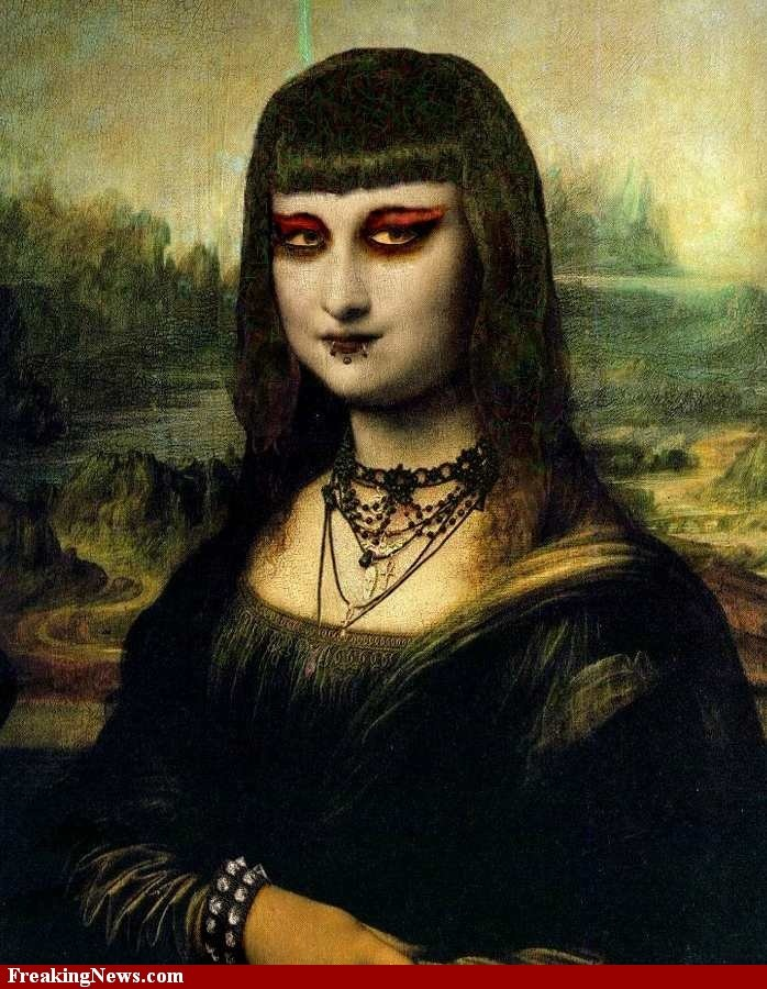 mona lisa name