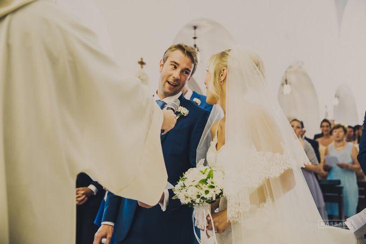"""Matrimonio al sud: dal Belgio in Puglia per coronare il loro sogno d'amore - Matrimonio al sud: dal Belgio in Puglia per coronare il sogno d'amore di una giovane coppia. Da oggi, una volta al mese, vi racconteremo un  matrimonio già organizzato. La primavera è alle porte e anche la stagione dei matrimoni. Il primo """"real wedding"""" da cui prendere spunto per la realizzazione del vostro giorno più bello è quello di Maité e Simon..."""
