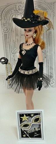 """bewitching"" Barbie"