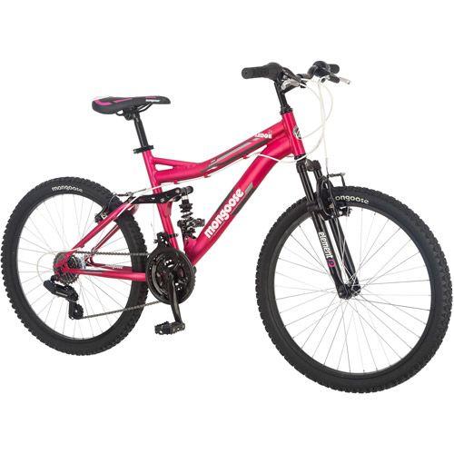 "24"" Mongoose Ledge 2.1 Girls' Mountain Bike Toys R Us $119.99"