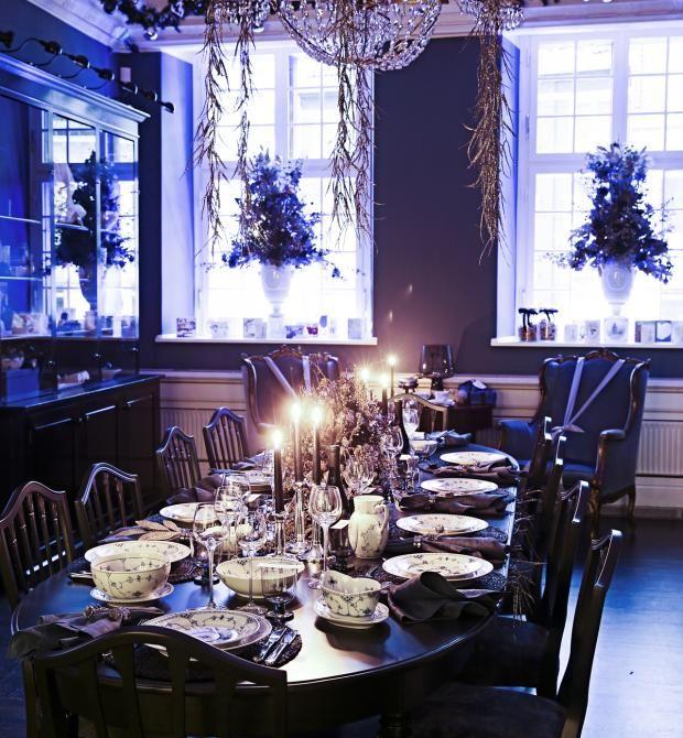 Royal Copenhagens juleborde 2014 | ISABELLAS