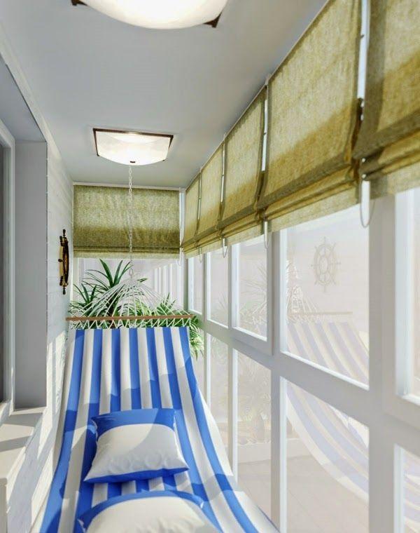 Fotos De Terrazas Pequeñas Y Cerradas Diseño De Balcón