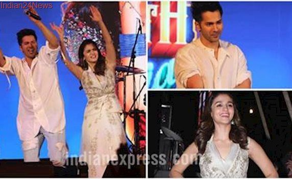 From Koffee With Karan to Kala Ghoda: Alia Bhatt, Varun Dhawan's 'Mission Badrinath ki Dulhania'