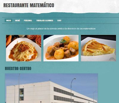 Restaurante matemático-  IES Comercio