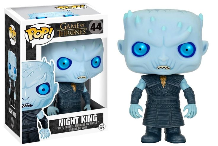 Funko POP Game of Thrones Figure: Night King