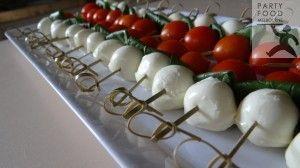 Italian Christmas Balls Catering Platter image