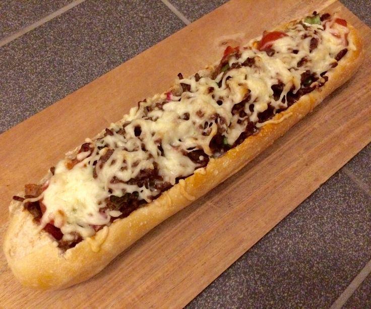 Gevuld stokbrood – Sport Foodblog