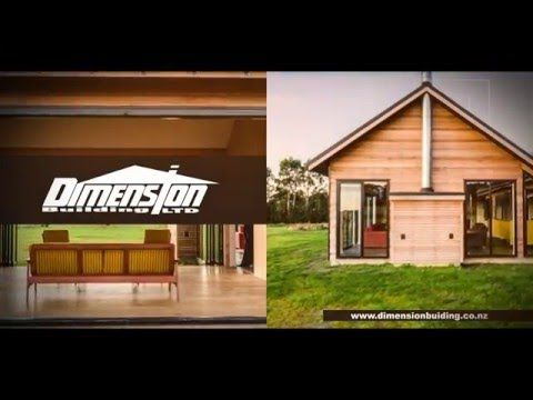 Dimension Building - Timaru, New Zealand - YouTube