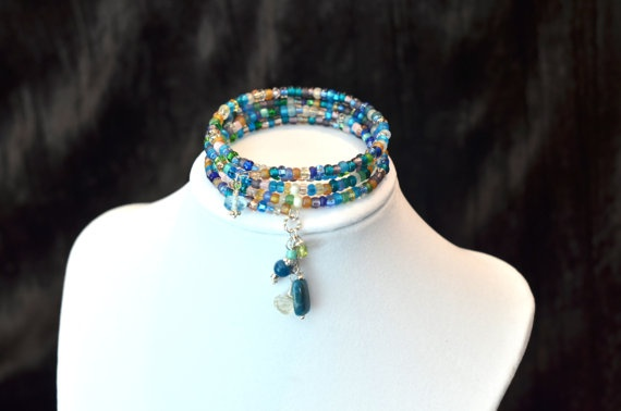 Summertime Fun by JewelrybyMKDesigns on Etsy