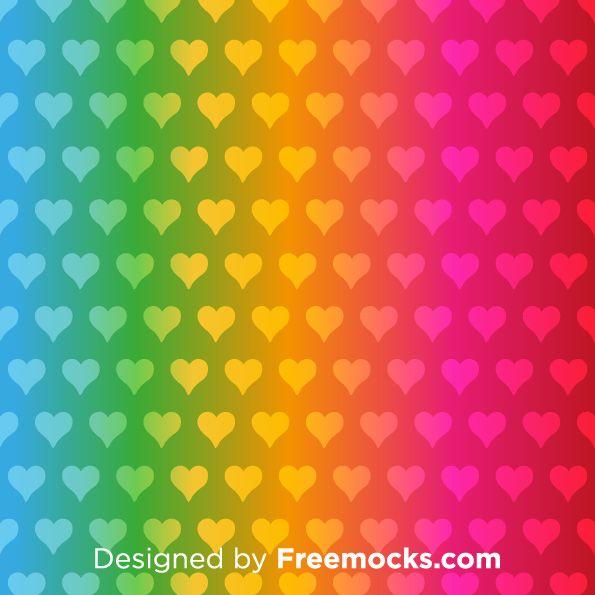 Gay Rainbow Flag Pride Background – Freemocks