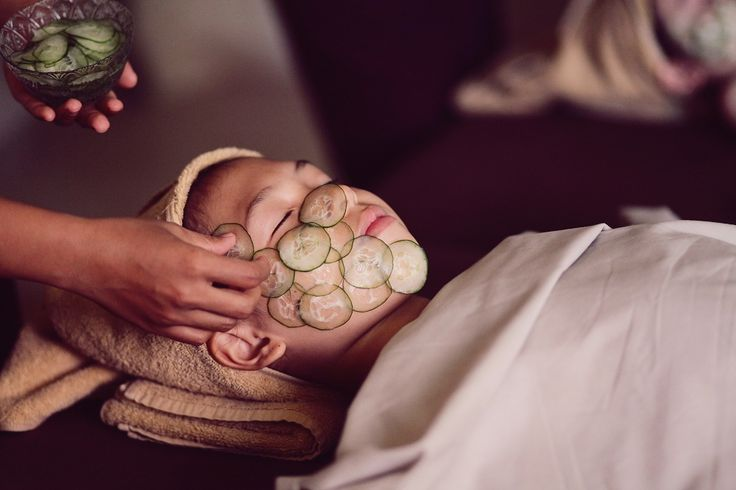 Let's pamper your little one with our special treatment at DaLa Spa!
