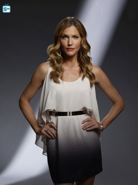Tricia Helfer in Lucifer