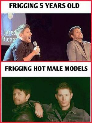 Misha and Jensen, everyone.