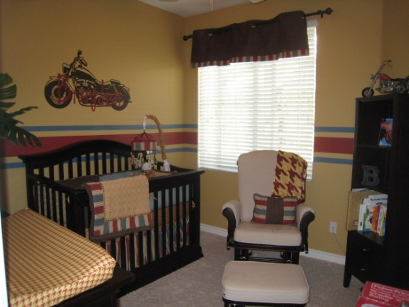 17 Best Images About Motorcycle Nursery On Pinterest