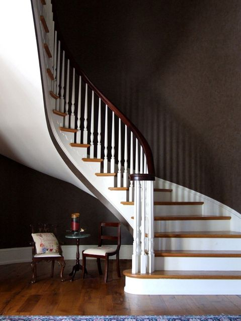 Foyer Curved Staircase : Best twisted circular stairs images on pinterest