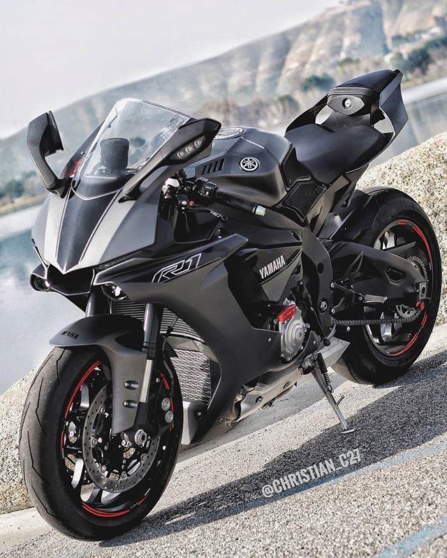Check Kiwavmotors Com For Custom Motorcycle Parts For Yamaha