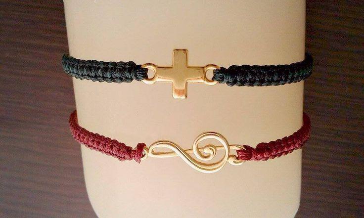 makrame bracelets-unisex
