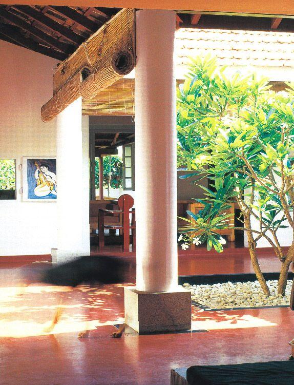 charles correa house in koramangala - Google Search