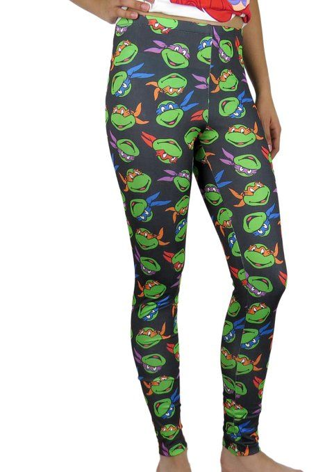 Teenage Mutant Ninja Turtles TMNT Leggings