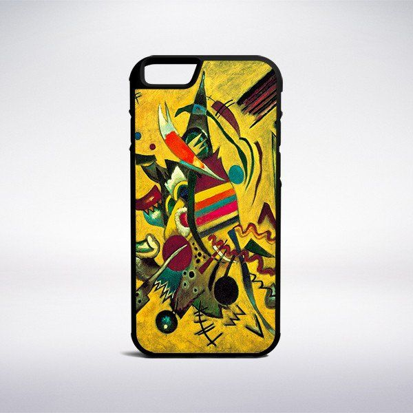 Wassily Kandinsky - Points Phone Case – Muse Phone Cases