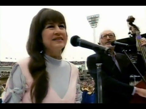 Seekers - I Am Australian, Waltzing Matilda, Georgy Girl (Live, 1994) + Advance, Australia Fair