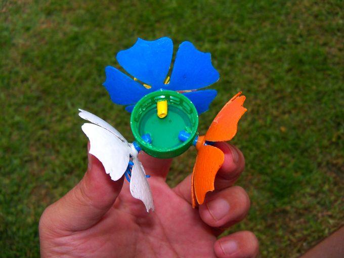 Aves del Nea: Reciclando un bebedero para picaflores