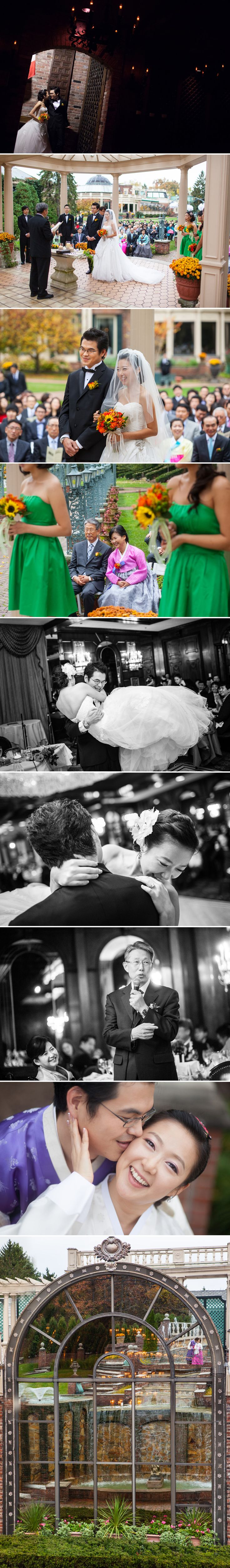 INSUK AND HYEJIN: THE MANOR WEDDING IN WEST ORANGE