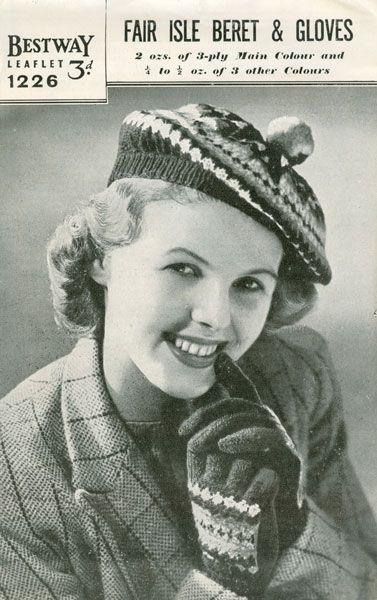 99 best vintage images on Pinterest | Vintage knitting, Vintage ...