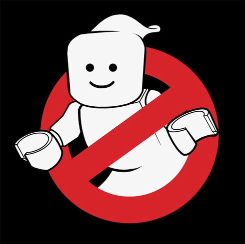 If ghostbusters where Lego it would look like this