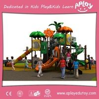 Children Outdoor Swing Sets Plastic Playground Sets
