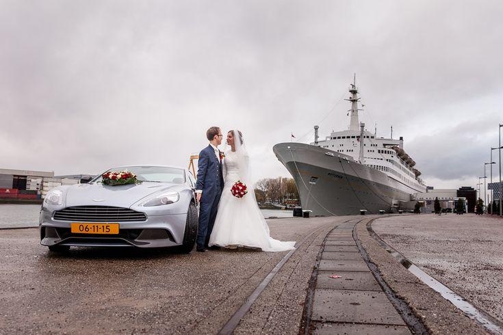 Aston Martin, SS Rotterdam