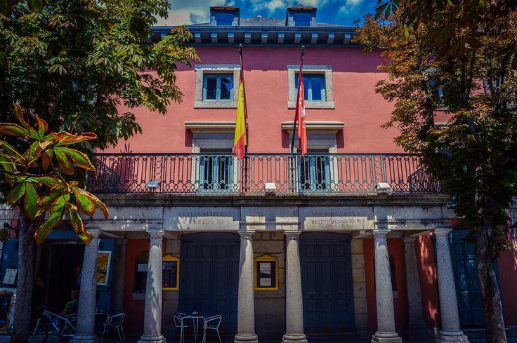 Real Coliseo de Carlos III (El Escorial - Spain)