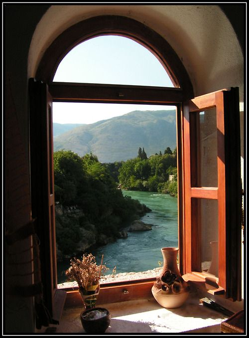 such a #beautiful day,, don't let it get away!!!!  Mostar, Bosnia and Herzegovina,,