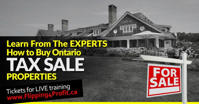 Ontario tax sale properties Township of King