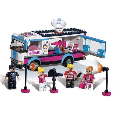 BricTek Imagine Star Bus
