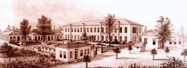 Ottoman Military Hospital, Haydarpaşa- Haydarpaşa Asker Hastanesi, Üsküdar
